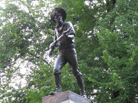 statues in portland oregon